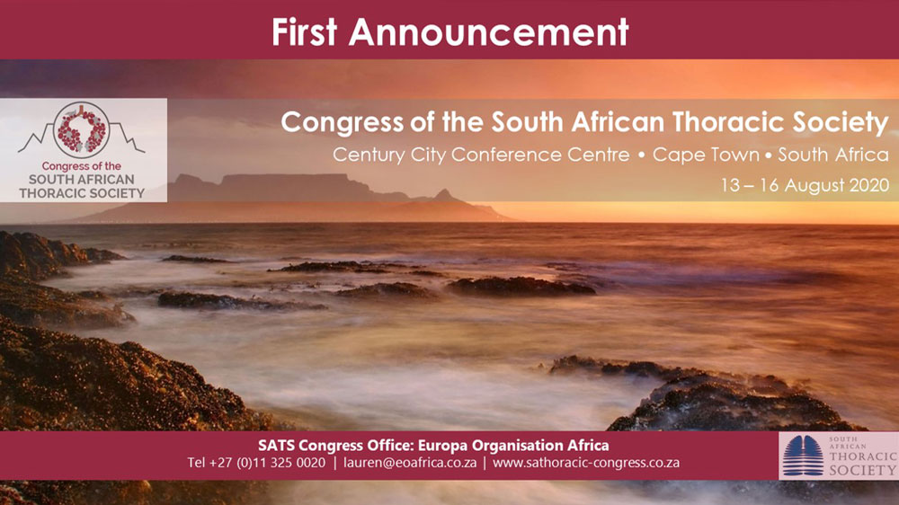 Home - South African Thoracic Society